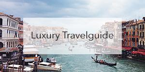 Luxury Travelguide - at RAUM concept store