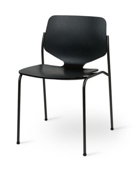 Mater Nova - Stuhl aus recyceltem Buchenholzfurnier at RAUM concept store