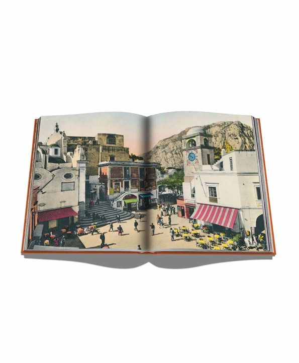 Assouline Capri Dolce Vita @ RAUM concept store