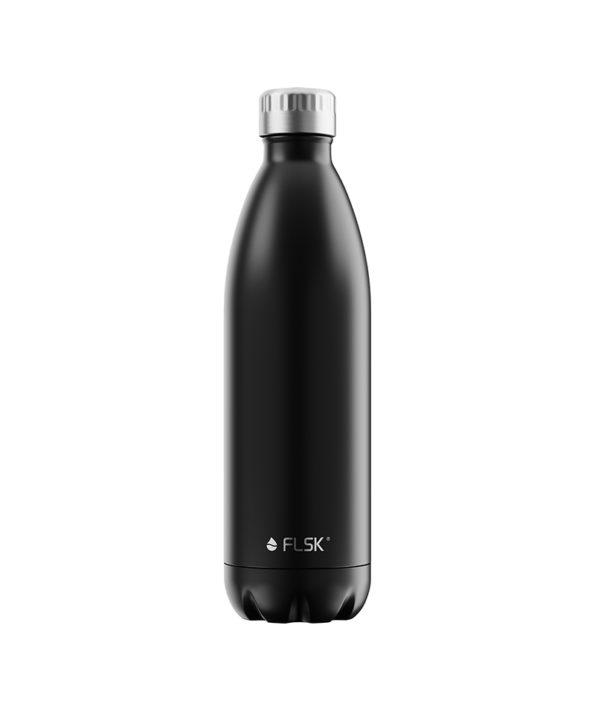 FLSK Trinkflasche black @ RAUM concept store